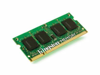 Fotografija izdelka KINGSTON SODIMM 2GB 1600MHz DDR3 (KVR16S11S6/2) ram pomnilnik