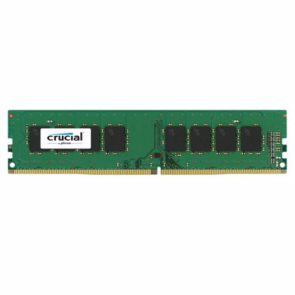 Fotografija izdelka CRUCIAL 4GB 2400MHz DDR4 (CT4G4DFS824A) ram pomnilnik