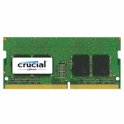 Fotografija izdelka CRUCIAL SODIMM 4GB 2400MHz 1,2V DDR4 (CT4G4SFS824A) ram pomnilnik