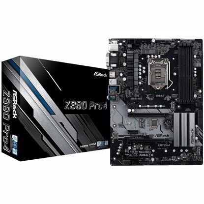 Fotografija izdelka ASROCK Z390 Pro4 LGA1151 (9th/8th-gen) ATX DDR4 matična plošča
