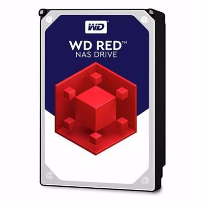 "Fotografija izdelka WD Red 2TB 3,5"" SATA3 64MB IntelliPower (WD20EFRX) trdi disk"