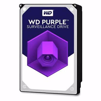 """Fotografija izdelka WD Purple 2TB 3,5"""" SATA3 64MB 5400rpm (WD20PURZ) trdi disk"""
