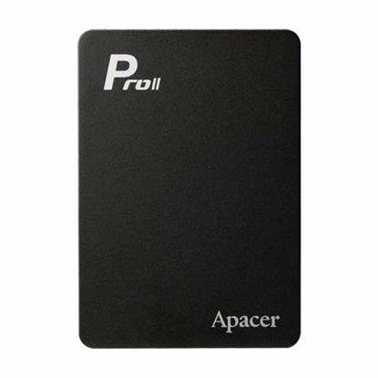 "Fotografija izdelka APACER AS510S ProII 128GB 2,5"" SATA3 MLC (AP128GAS510SB-1) SSD"