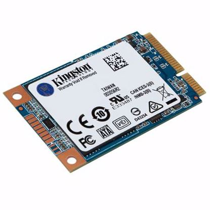 Fotografija izdelka KINGSTON UV500 480GB mSATA SATA3 (SUV500MS/480G) SSD