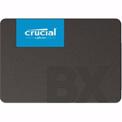 """Fotografija izdelka CRUCIAL BX500 480GB 2,5"""" SATA3 (CT480BX500SSD1) SSD"""