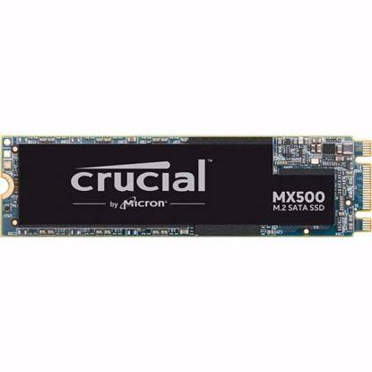Fotografija izdelka CRUCIAL MX500 500GB M.2 2280 SATA3 (CT500MX500SSD4) SSD