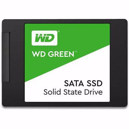 """Fotografija izdelka WD Green 120GB 2,5"""" SATA3 (WDS120G2G0A) SSD"""
