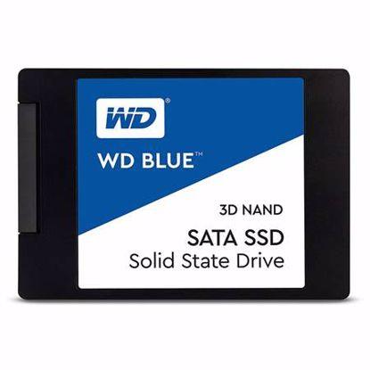 Fotografija izdelka WD Blue 3D NAND 250GB 2,5'' SATA3 (WDS250G2B0A) SSD