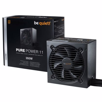 Fotografija izdelka BE QUIET! PURE POWER 11 350W (BN291) 80Plus Bronze napajalnik