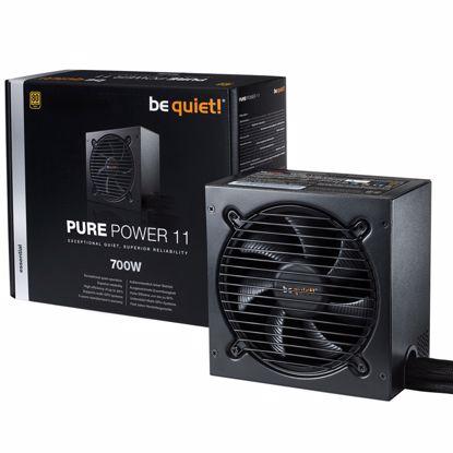Fotografija izdelka BE QUIET! PURE POWER 11 700W (BN295) 80Plus Gold napajalnik