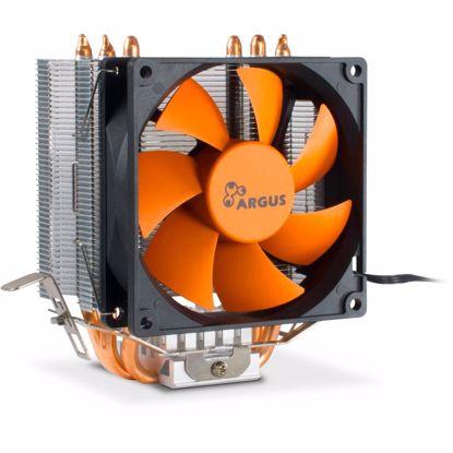 Fotografija izdelka INTER-TECH Argus SU-200 procesorski hladilnik