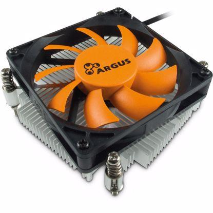 Fotografija izdelka INTER-TECH Argus T-200 procesorski hladilnik