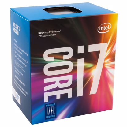 Fotografija izdelka INTEL Core i7-7700 3,6/4,2GHz 8MB LGA1151 BOX procesor