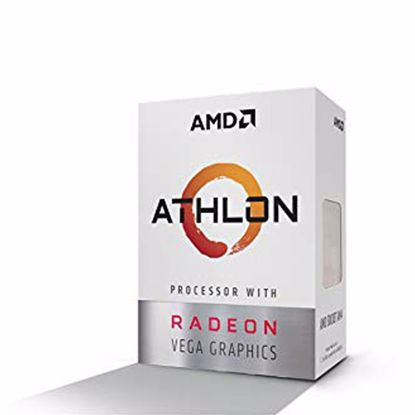 Fotografija izdelka AMD ATHLON 200GE 3,2GHz 4MB AM4 2-core 34W procesor