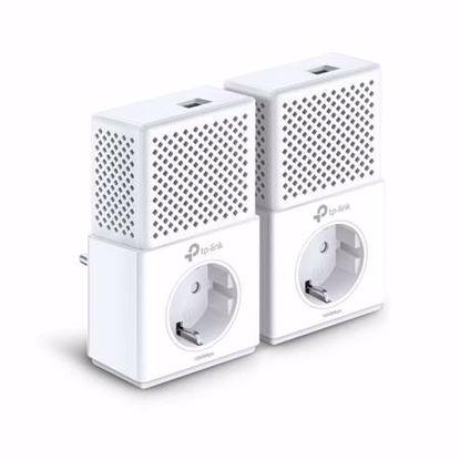 Fotografija izdelka TP-LINK TL-PA7010P KIT AV1000 powerline starter kit adapter