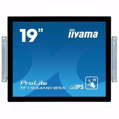 """Fotografija izdelka IIYAMA ProLite TF1934MC-B5X 48,26 cm (19"""") LED P-CAP open frame na dotik LCD monitor"""
