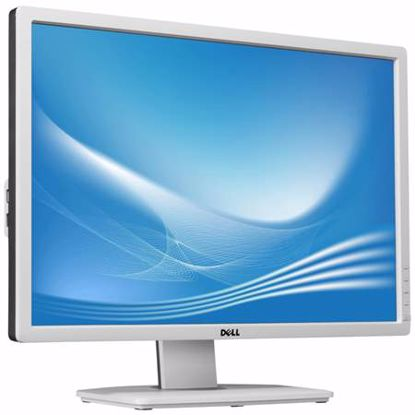 "Fotografija izdelka Dell UltraSharp U2412M 61,1cm (24"") FHD E-IPS LED LCD bel monitor"