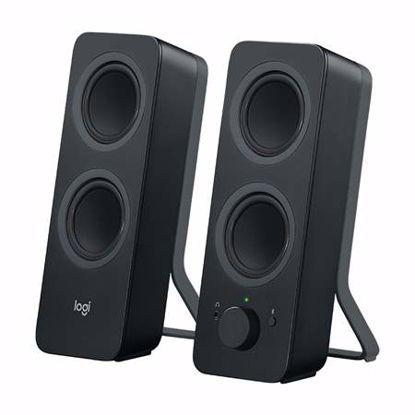 Fotografija izdelka LOGITECH Z207 2.0 10W črn Bluetooth zvočnik