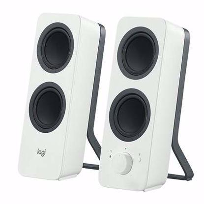 Fotografija izdelka LOGITECH Z207 2.0 10W bel Bluetooth zvočnik