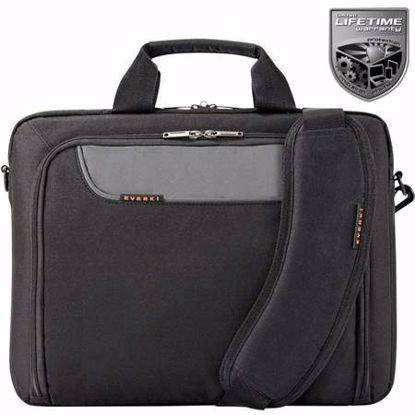 Fotografija izdelka EVERKI Advance 17,3'' črna torba za prenosnik