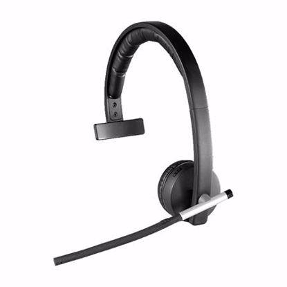 Fotografija izdelka LOGITECH H820E MONO brezžične z mikrofonom slušalke