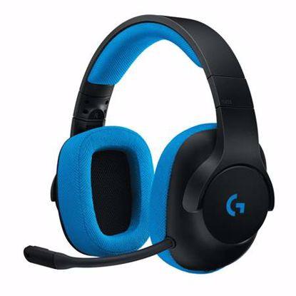 Fotografija izdelka LOGITECH G233 Prodigy gaming stereo z mikrofonom slušalke