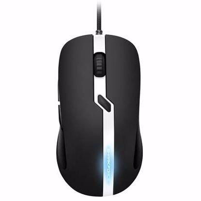 Fotografija izdelka SHARKOON SHARK FORCE PRO USB optična črna gaming miška