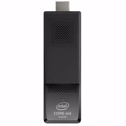 Fotografija izdelka INTEL Compute Stick STK2m3W64CC m3-6Y30 4GB 64GB eMMC Windows 10 mini računalnik