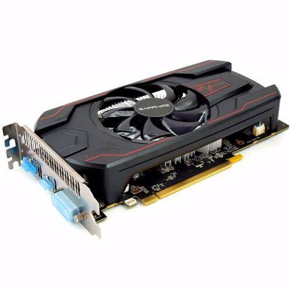 Fotografija izdelka SAPPHIRE Video Card AMD Radeon PULSE RX 560 2G GDDR5 HDMI / DVI-D / DP OC (UEFI)