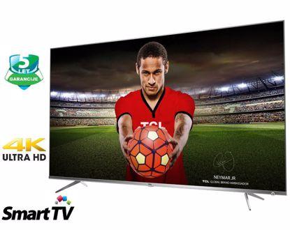 """Fotografija izdelka LED TV TCL 43"""" (diagonala 109cm)  43DP640, 4K UHD, Smart, WiFi, 1500Hz, HDR Pro, Wide Color Gamut, Dolby Digital, Ultra Slim metal"""
