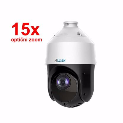 Fotografija izdelka IP Kamera-HiLook 2.0MP PTZ zunanja POE PTZ-N4215I-DE speed dome 15x zoom