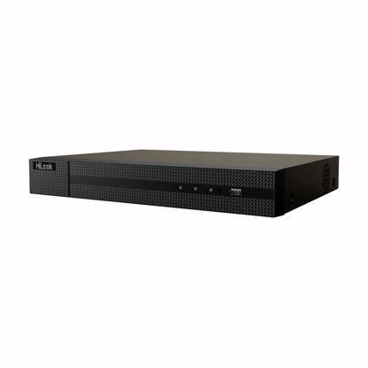 Fotografija izdelka Video snemalnik  NVR IP HiLook NVR-108MH -C/8P H.265+ 4K, 8-kanalni, HDMI, VGA