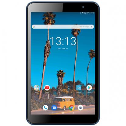 Fotografija izdelka Tablica 8'' VONINO Pluri M8, IPS 1280x800, 2GB+16GB+MicroSD do 128GB, Android 8.1 Oreo, 3G+, GSP navigacija, temno siva