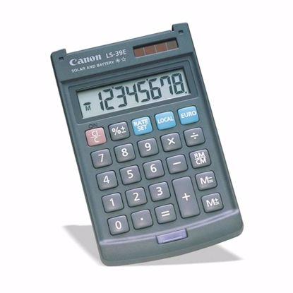 Fotografija izdelka Kalkulator CANON LS39E žepni