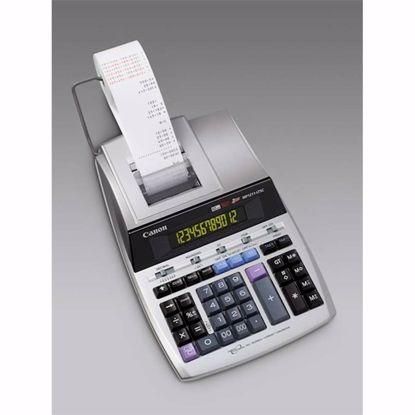 Fotografija izdelka Kalkulator CANON MP1211-LTSC namizni z izpisom