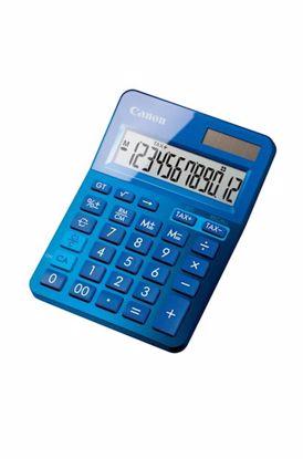 Fotografija izdelka Kalkulator CANON LS-123K  modre barve