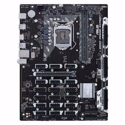 Fotografija izdelka ASUS B250 MINING EXPERT LGA1151 ATX DDR4 19x PCIe mining osnovna plošča