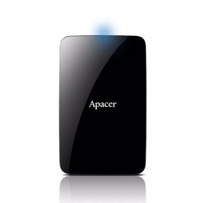 "Fotografija izdelka APACER AC233 2TB USB3.1 2,5"" (AP2TBAC233B-1) zunanji trdi disk"