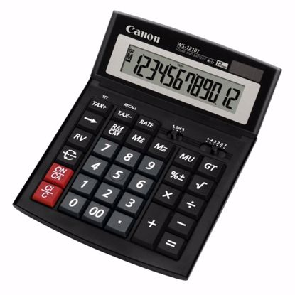 Fotografija izdelka Kalkulator CANON WS1210T namizni brez izpisa