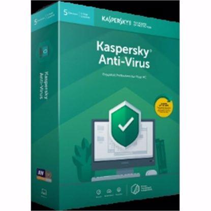 Fotografija izdelka Kaspersky Anti-Virus 1-letna licenca za 1PC BOX