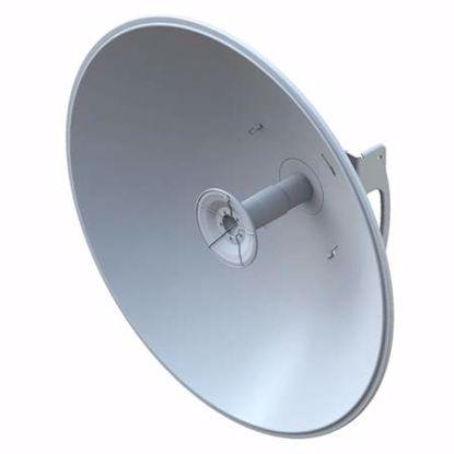 Fotografija izdelka UBIQUITI AirFiber X AF-5G30-S45 5GHz 30dBi 45deg UBNT antena
