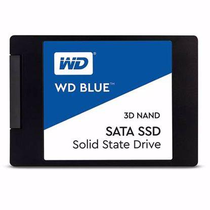 Fotografija izdelka WD Blue 3D NAND 2TB 2,5'' SATA3 (WDS200T2B0A) BULK SSD