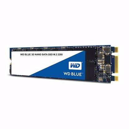 Fotografija izdelka WD Blue 3D NAND 1TB M.2 2280 SATA3 (WDS100T2B0B) SSD