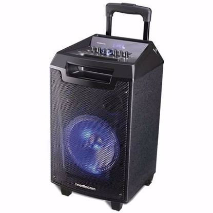 Fotografija izdelka MEDIACOM MusicBox X90S 90W LED Bluetooth zvočnik