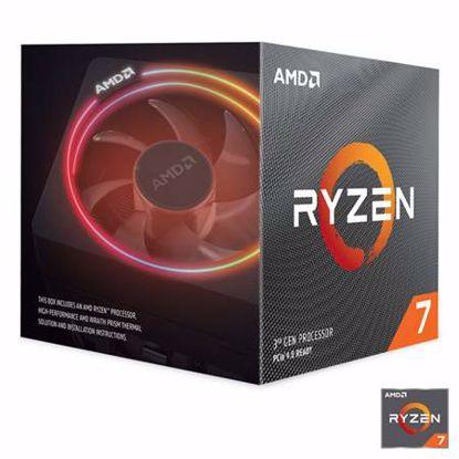 Fotografija izdelka AMD Ryzen 7 3700X 3,6/4,4GHz 32MB AM4 Wraith Prism RGB LED hladilnik BOX procesor