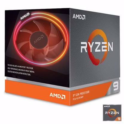 Fotografija izdelka AMD Ryzen 9 3900X 3,8/4,6GHz 64MB AM4 Wraith Prism RGB LED hladilnik BOX procesor