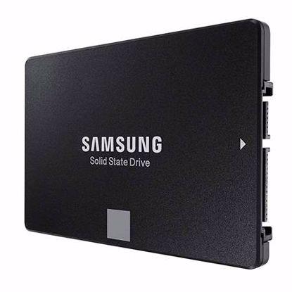 """Fotografija izdelka SAMSUNG 860 EVO 2TB 2,5"""" SATA3 MLC (MZ-76E2T0B/EU) SSD"""