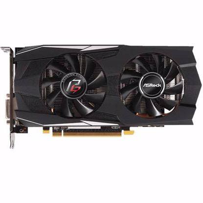 Fotografija izdelka ASROCK Phantom Gaming D Radeon RX570 8G OC grafična kartica