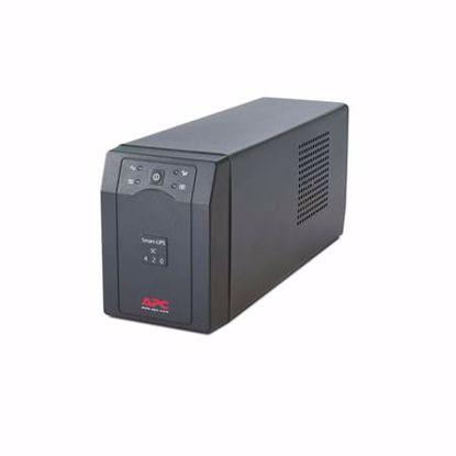 Fotografija izdelka APC SMART-UPS SC420I Line-Interactive 420VA 230W UPS brezprekinitveno napajanje