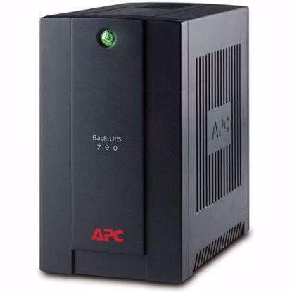 Fotografija izdelka APC Back-UPS BX700U-GR offline 700VA 390W 4xSchuko UPS brezprekinitveno napajanje